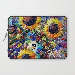 Sunshine and Splendour Laptop Sleeve