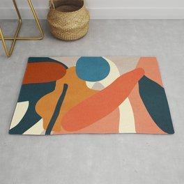 Abstract Art 43 Rug