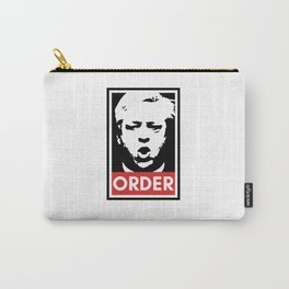 Order - John Bercow Carry-All Pouch