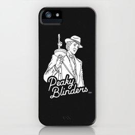 Luca Changretta - Peaky Blinders iPhone Case