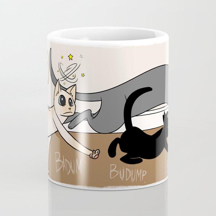 Furred Frenzy - Cat Rampage Coffee Mug