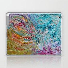 Rainbow Gelato Laptop & iPad Skin