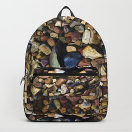 Beach Stones Backpack