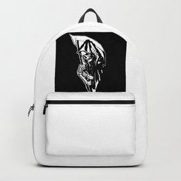 MAKE THIS OCTOBER AND HALLOWEEN A SCREAM WITH THE GRIM REAPER Backpack