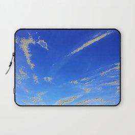 Fly, in the sky, like a butterfly ... Laptop Sleeve
