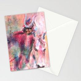 Samurai 3 Stationery Cards
