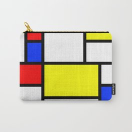 Mondrian1 Carry-All Pouch