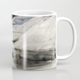 Fish Lake Dimensions Coffee Mug