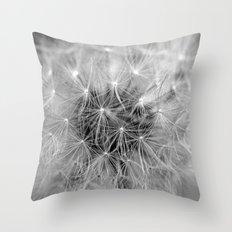 Diaphanous  Throw Pillow