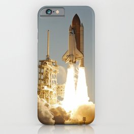 Space Shuttle Atlantis iPhone Case