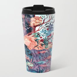 Cosmic neighborhood Metal Travel Mug