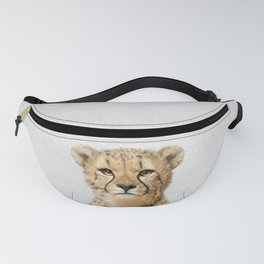Cheetah - Colorful Fanny Pack
