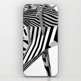 'Untitled #04' iPhone Skin