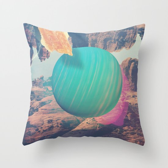 51 Pegasi b Throw Pillow