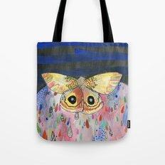 Moth Magic Tote Bag