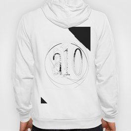 a10 Music Logo Apparel  Hoody