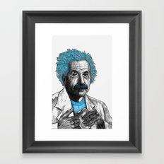 Albert Sanchez Framed Art Print