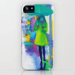 Acidulée iPhone Case