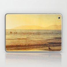 Surfers Sunset Laptop & iPad Skin