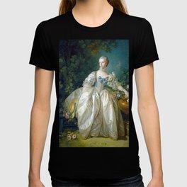 François Boucher Madame Bergeret T-shirt