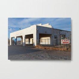 Death Valley Junction Metal Print
