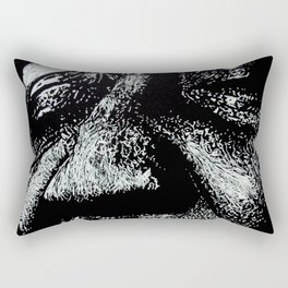 Muddy Waters Rectangular Pillow