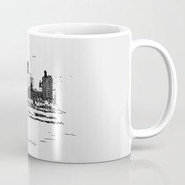 Buffalo By AM&A's 1987 Coffee Mug