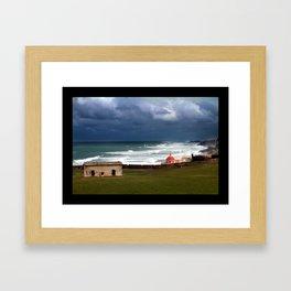 San Juan, Puerto Rico Framed Art Print