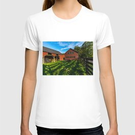 Jeep, Tractor & Barn T-shirt