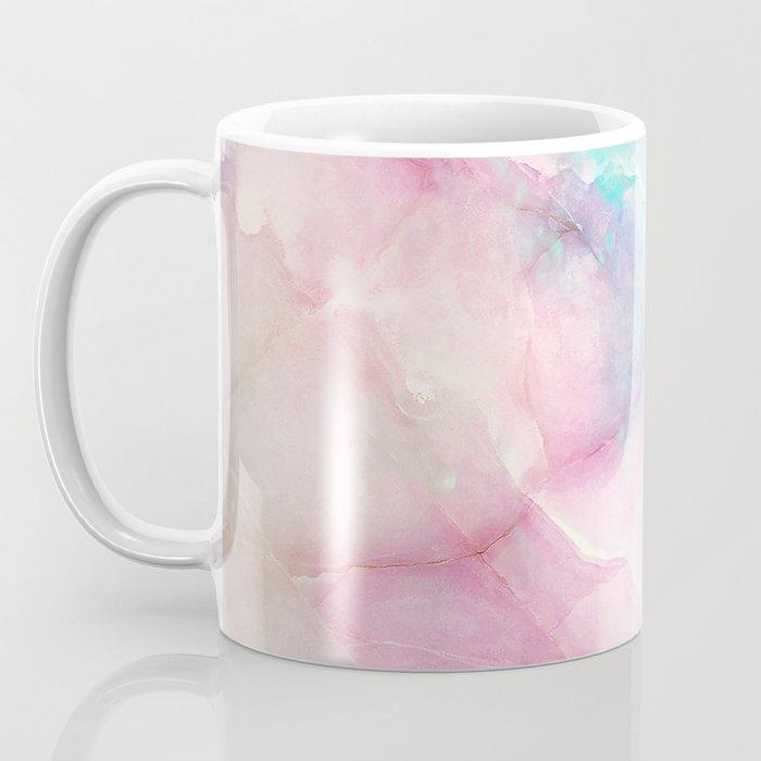 Iridescent marble Coffee Mug