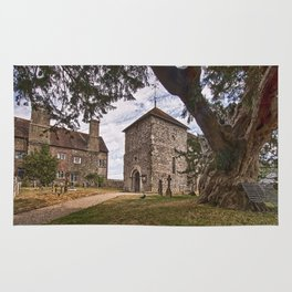 St Mary Sullington Rug