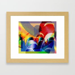 January 1st Framed Art Print