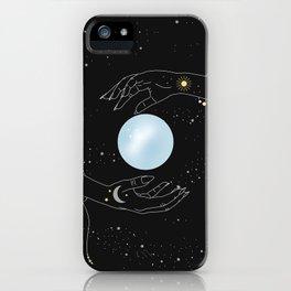 Me & You - Illustration iPhone Case