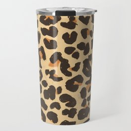 Just Leopard Travel Mug