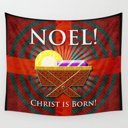 Noel! Wall Tapestry