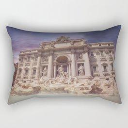 Fontana di Trevi Rectangular Pillow