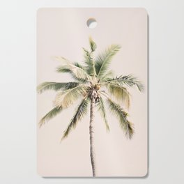 Tropical Palm Tree Cutting Board