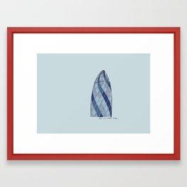 30 St Mary Axe Framed Art Print