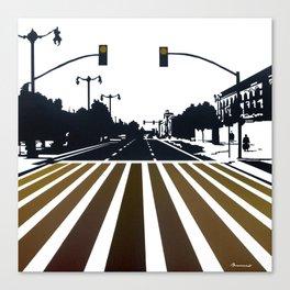 Avenue Canvas Print