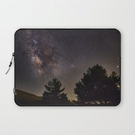 Milkyway at the mountains. Saggitarius Antares and Rho Ophiuchus Laptop Sleeve