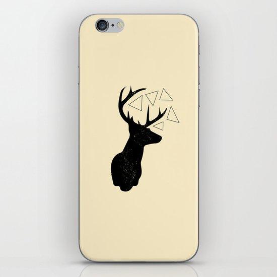 Prongs. iPhone & iPod Skin