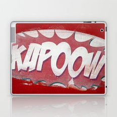 kapoow Laptop & iPad Skin
