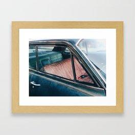 BEDSTUY Framed Art Print