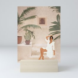 Graceful Resting II Mini Art Print