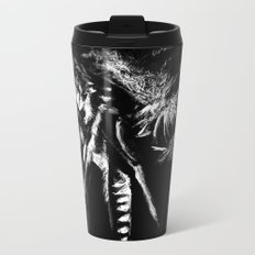 Native American Metal Travel Mug