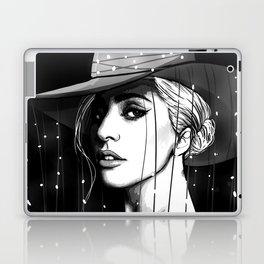 JOANNE B&w Laptop & iPad Skin