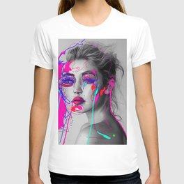 Abstract Gigi T-shirt
