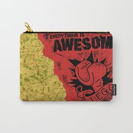 Everything Is Awesome Carry-All Pouch