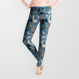 Hound District blue Leggings