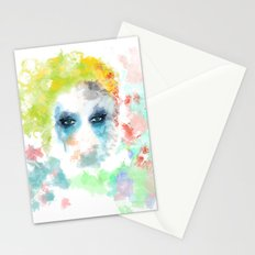 Spring Impression  Stationery Cards